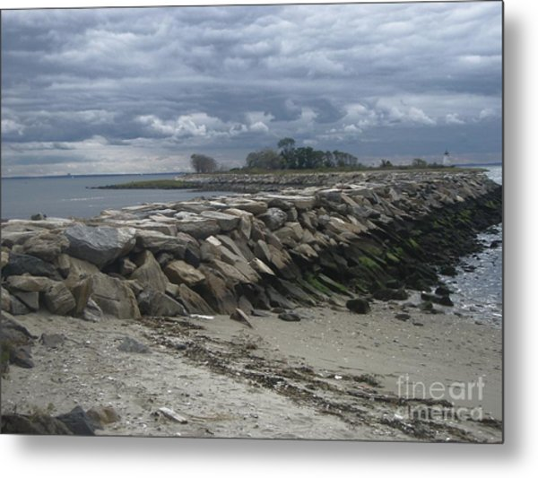 Sea Escape Metal Print