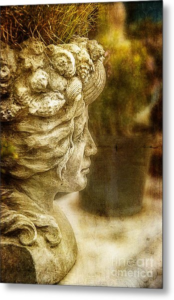 Sea Lady Metal Print