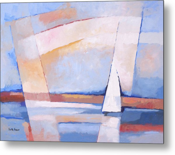 Sea Light Metal Print
