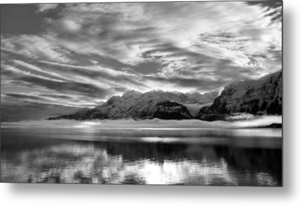 Sea Of Tranquility Metal Print