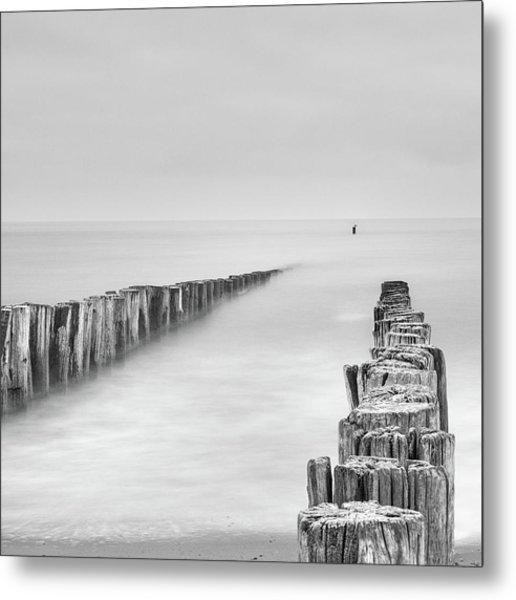 Sea Watcher Metal Print