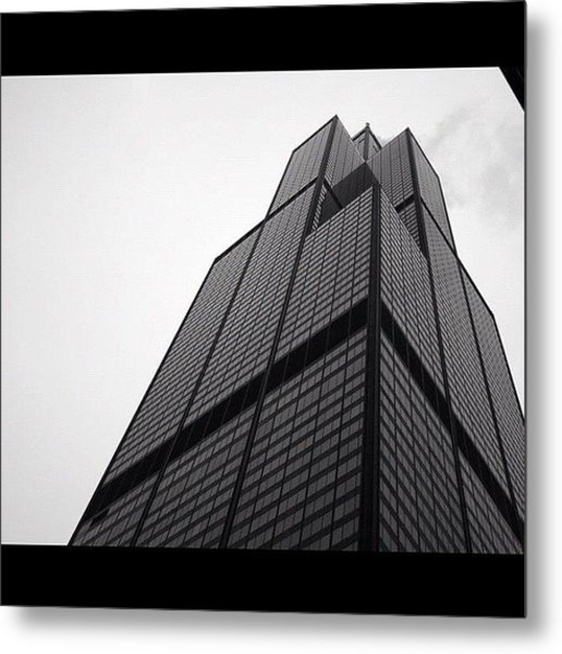 Sears Tower Metal Print