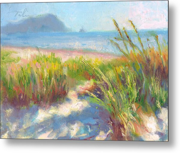 Seaside Afternoon Metal Print