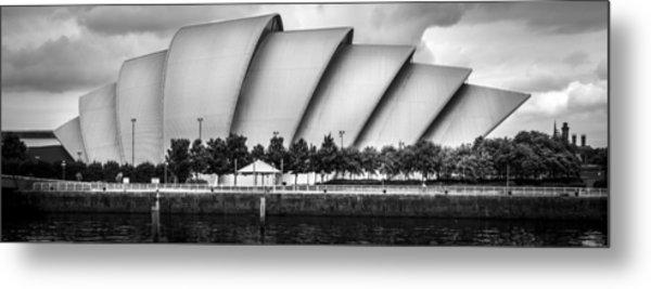 Secc Glasgow Metal Print