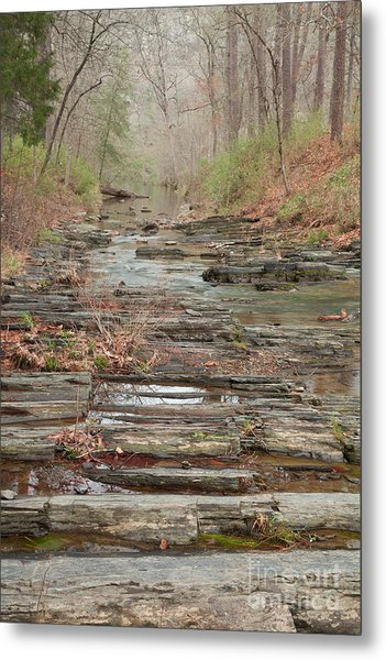 Secret Creek Metal Print