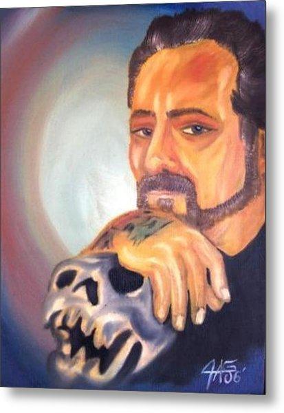 Self Portrait 2006 Metal Print