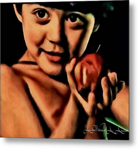Sense Of Innocence  Metal Print