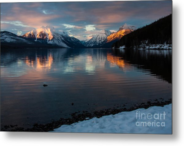 Metal Print featuring the photograph Serenade by Katie LaSalle-Lowery