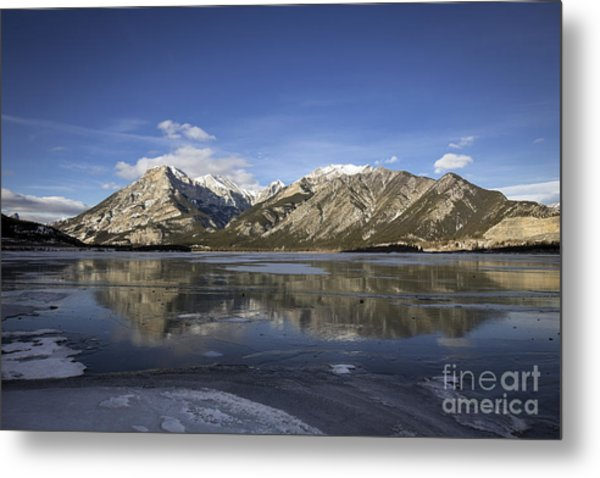 Serenity's Shrine Metal Print