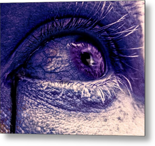 Shades Of Sympathy Metal Print