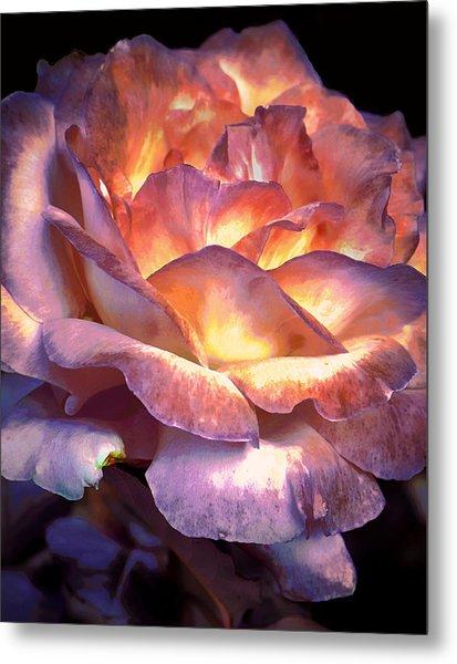 Shadows Of Love....... Metal Print