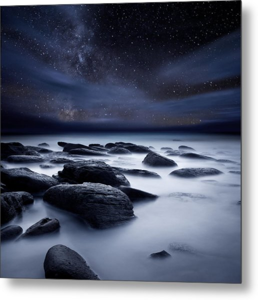 Shadows Of The Night Metal Print