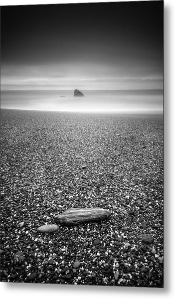 Shark Fin Metal Print by Alexander Kunz