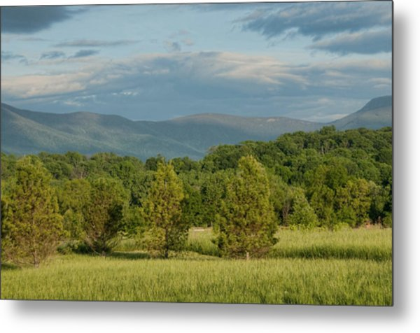 Shenandoah Valley May View Metal Print
