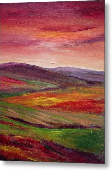 Shepherds Delight Metal Print