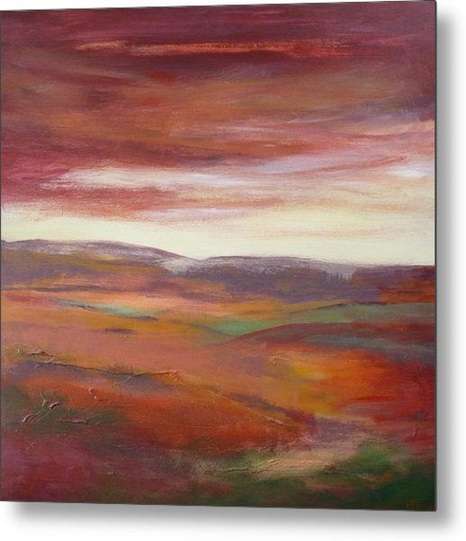 Shepherds Delight Ll Metal Print