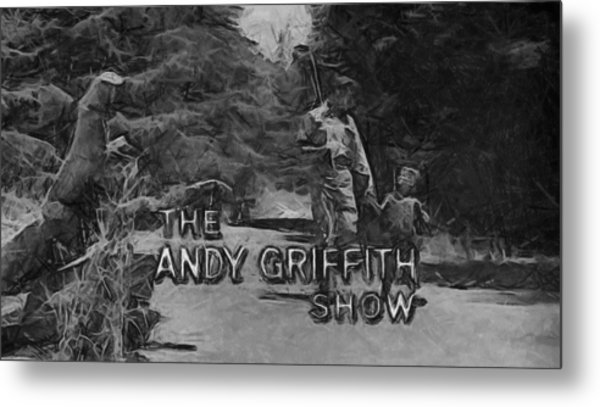Show Cancelled Metal Print