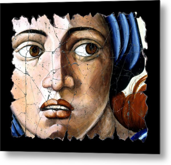 Sibyl Of Delphi Metal Print