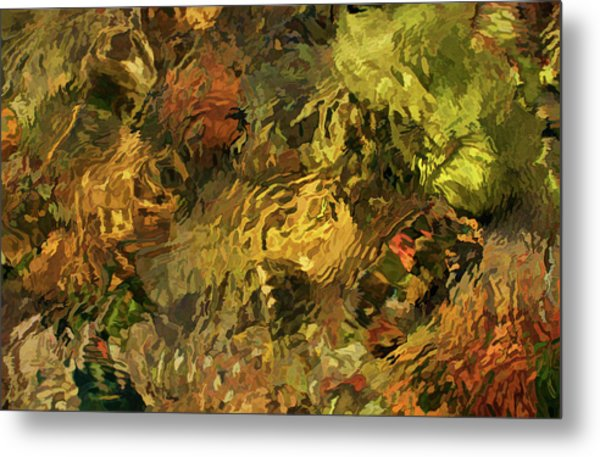 Sight Stream Metal Print