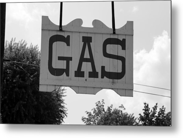 Signs Metal Print by Thomas Fouch