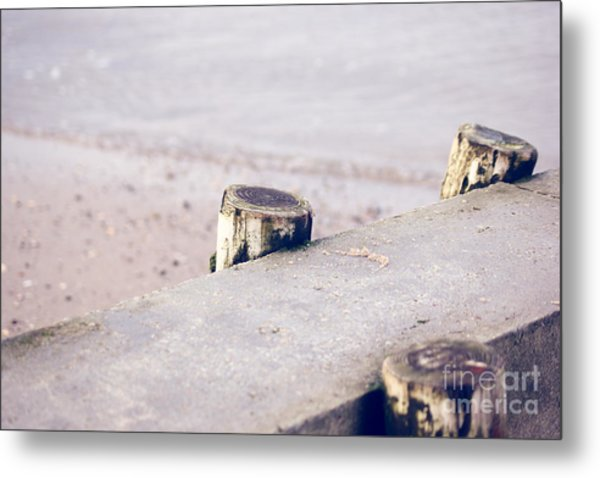 Silence Whispers Metal Print by SYoung Photography