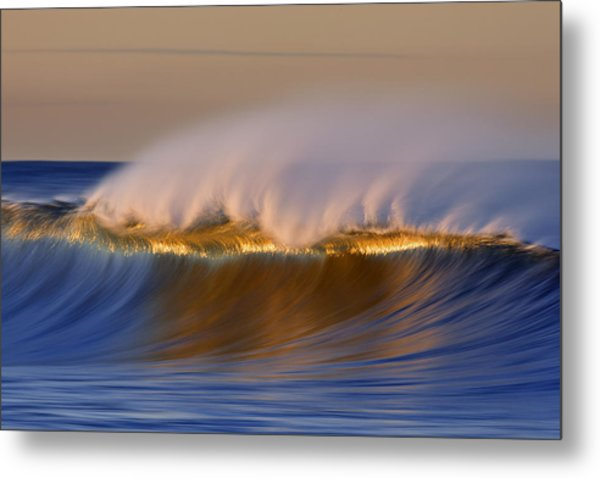 Simple Wave  Mg_4356 Metal Print