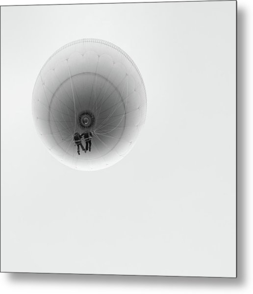 Simply Balloon Metal Print by Marcel Rebro