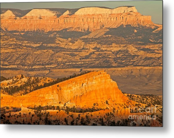 Sinking Ship Sunset Point Bryce Canyon National Park Metal Print