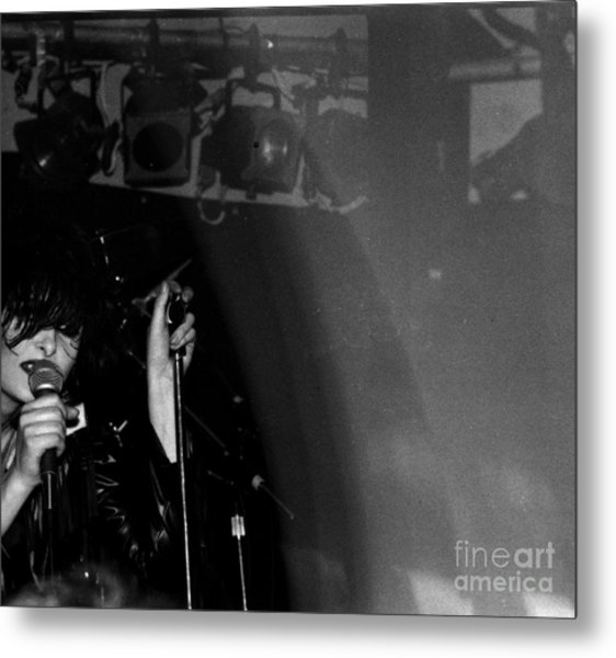 Siouxsie Metal Print