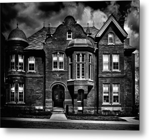Metal Print featuring the photograph Sisters Of St. Joseph Heritage Building Toronto Canada by Brian Carson