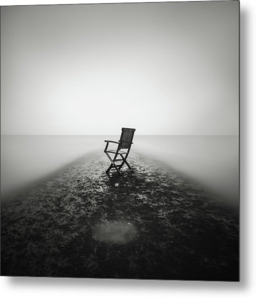 Sit Down And Relax Metal Print