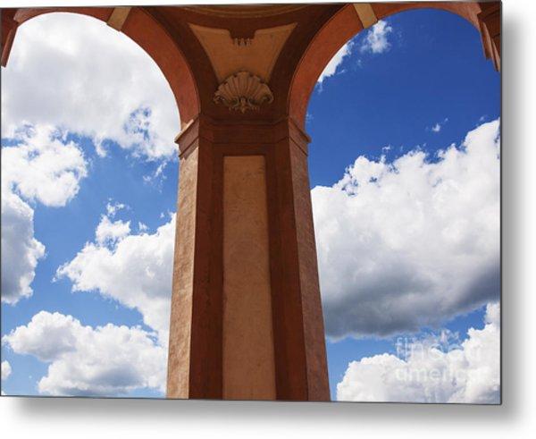 Sky Archs Metal Print by Rostislav Bychkov