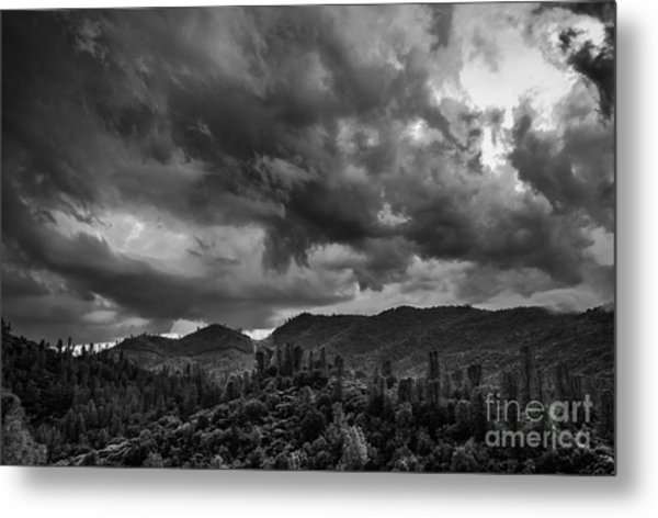 Big Sky Shasta County Metal Print