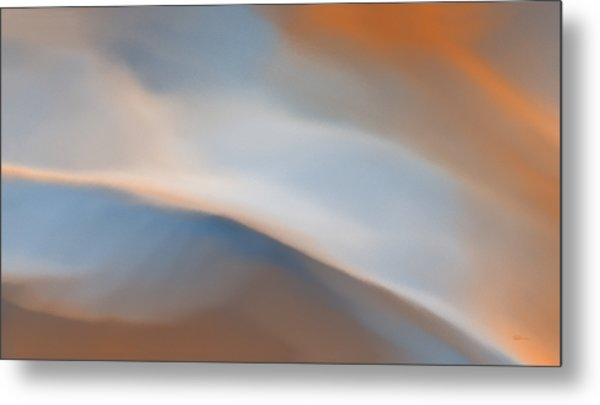 Sky Break 2 Metal Print