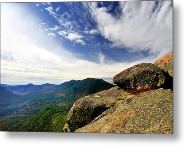 Sky Over The Pemi Metal Print by Mikecherim