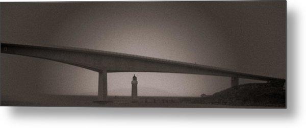 Skye Bridge Metal Print