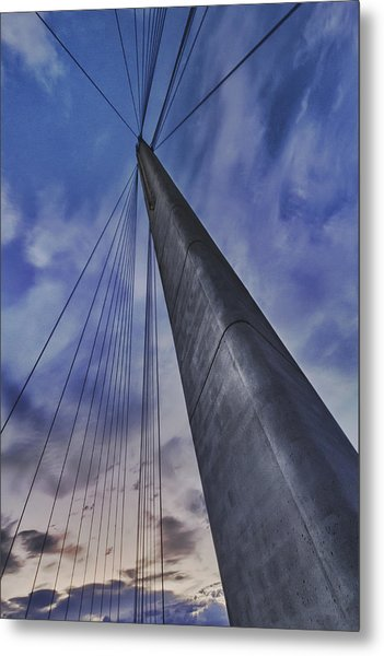 Skyward II Metal Print