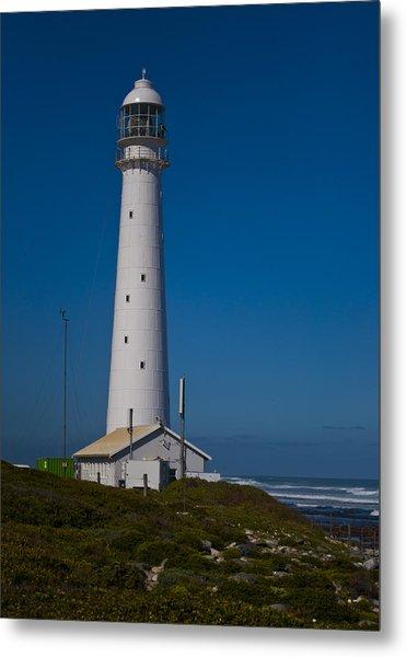 Slangkop Lighthouse Metal Print by Tom Hudson