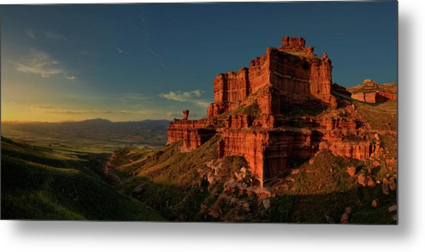 Small Canyon Metal Print