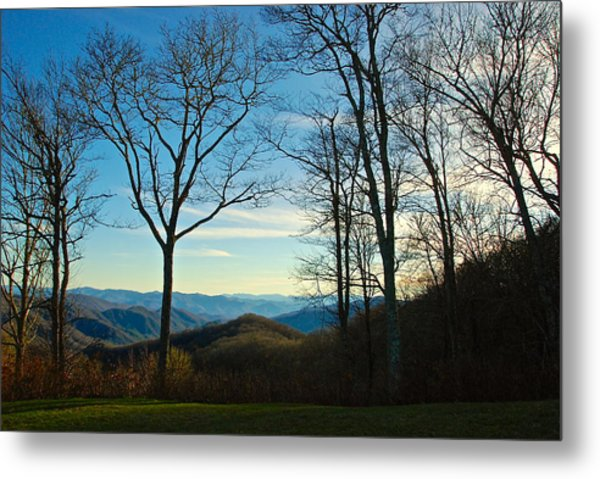 Smoky Mountain Splendor Metal Print