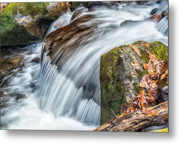 Smoky Mountain Stream 5 Metal Print