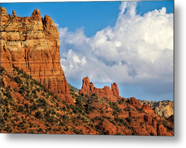 Metal Print featuring the photograph Snoopy Rock by Jemmy Archer
