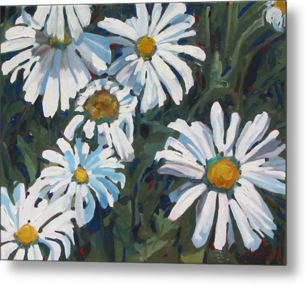 Some Are Daisies Metal Print