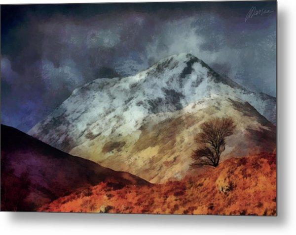 Somewhere In Scotland Metal Print by Marina Likholat