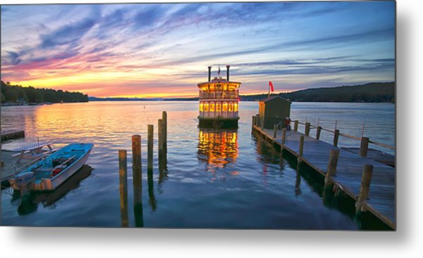 Songo River Queen Metal Print