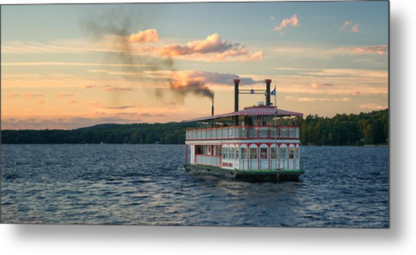 Songo River Queen Two Metal Print