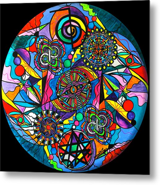 Soul Retrieval Metal Print