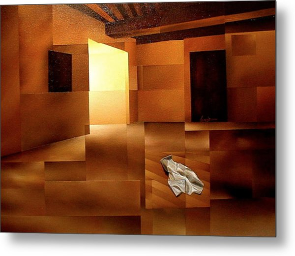 Sound Of Silence Metal Print by Laurend Doumba
