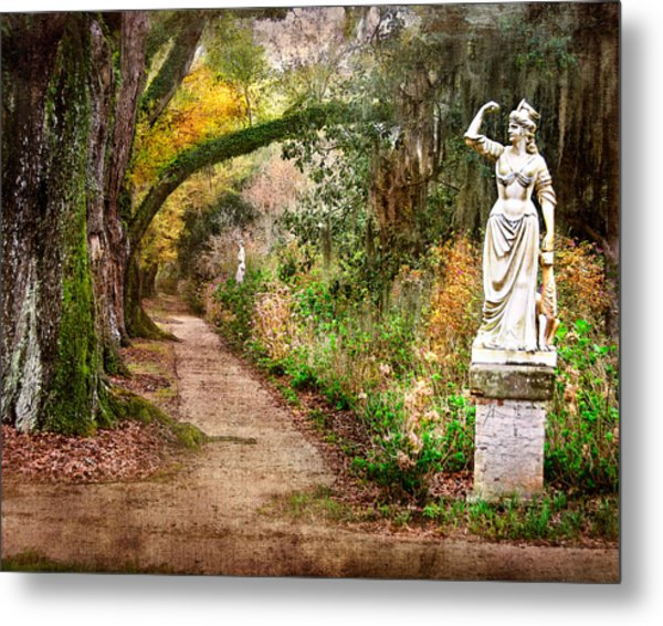 Southern Strength Metal Print