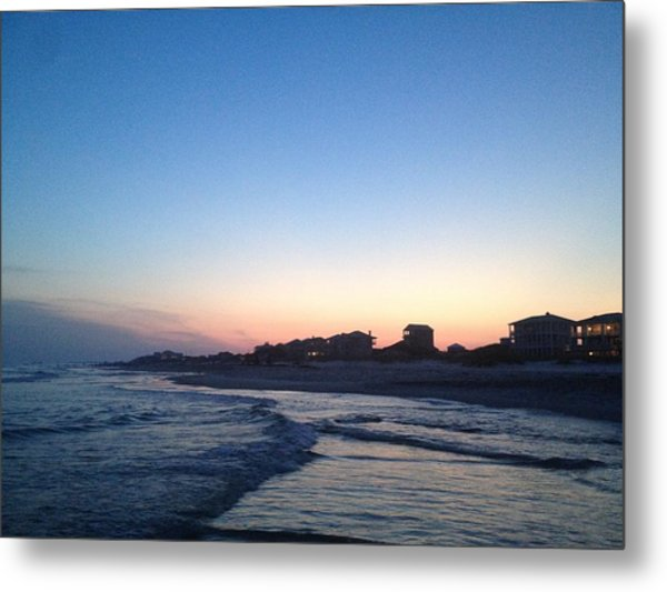 Southern Waters II Metal Print
